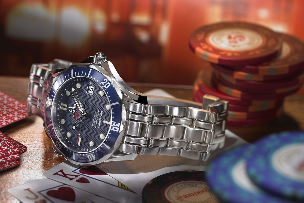 Omega Seamaster - Casino Royale James Bond 007 - 2006