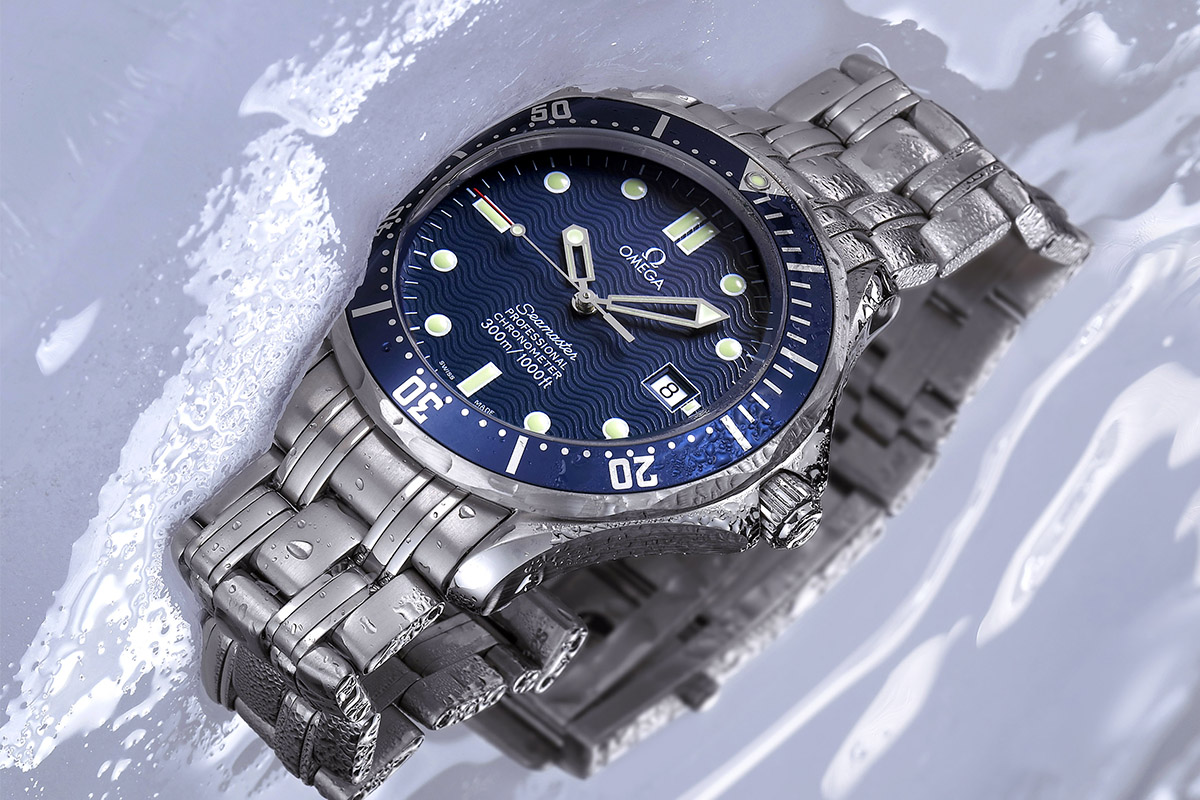 Omega Seamaster - Die Another Day James Bond 007 - 2002