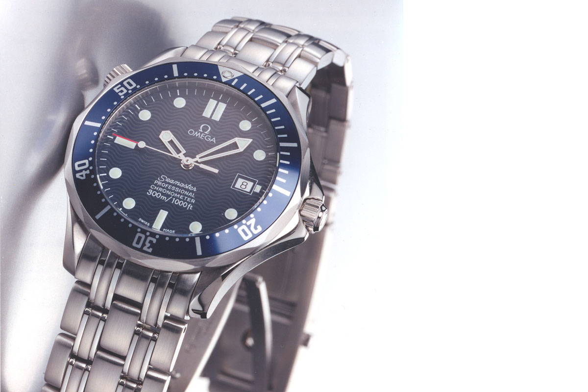 Omega Seamaster - Tomorrow Never Dies James Bond 007 - 1997