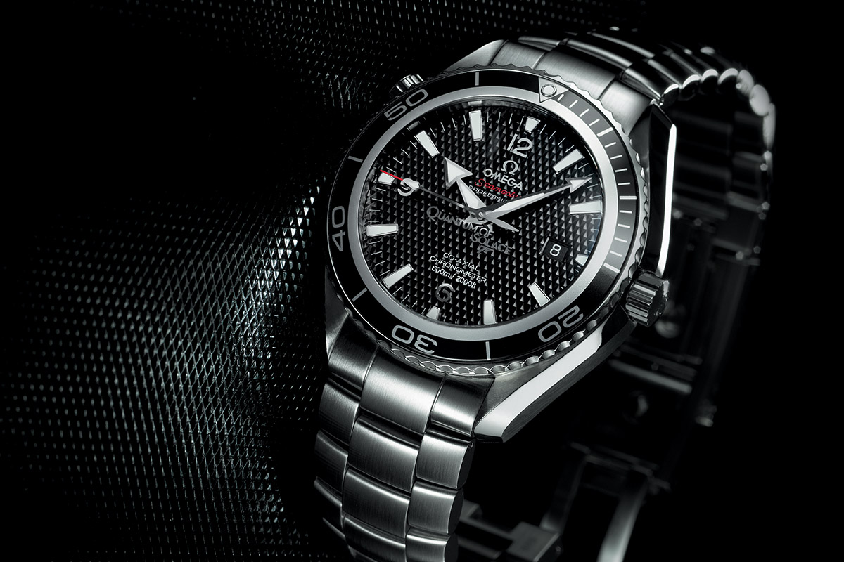 Omega Seamaster Professional Diver 300M Co-Axial 212.30.41.20.03.001 at seashore!