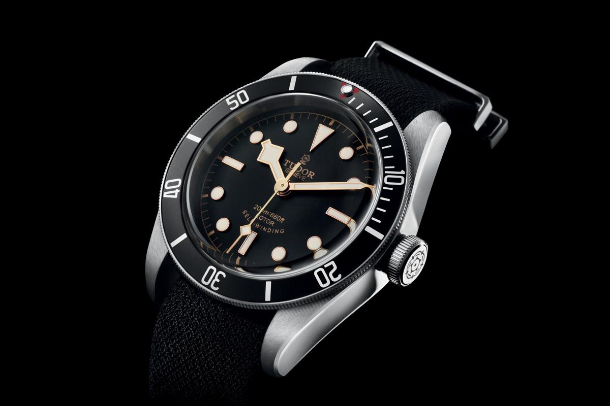 Tudor Black Bay Black Bezel 79220N - packshot