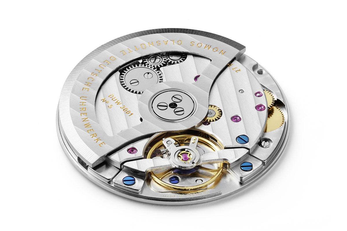nomos in-house movement DUW 3001