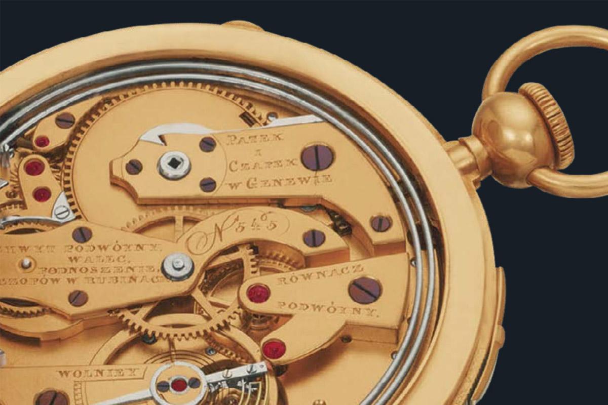 Antique Patek Czapek pocketwatch