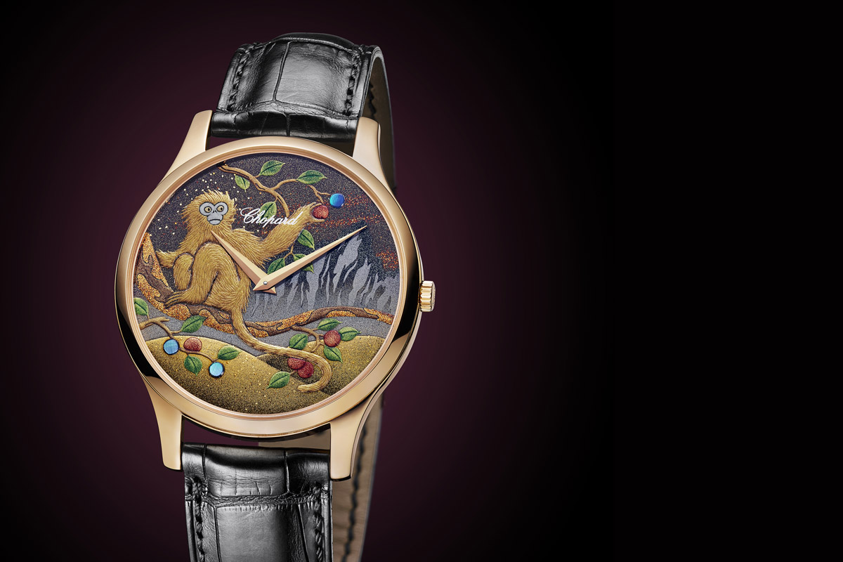 Chopard L.U.C XP Urushi - Year of the monkey