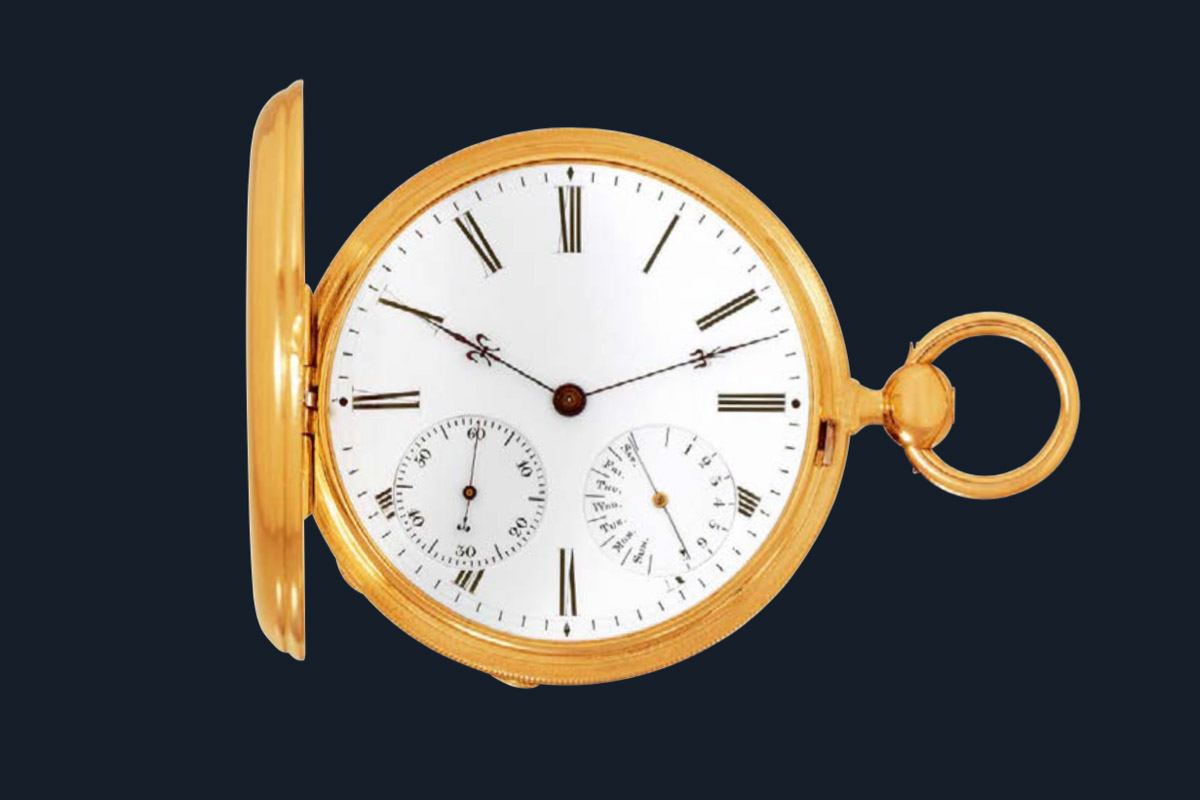Czapek pocket watch 3430