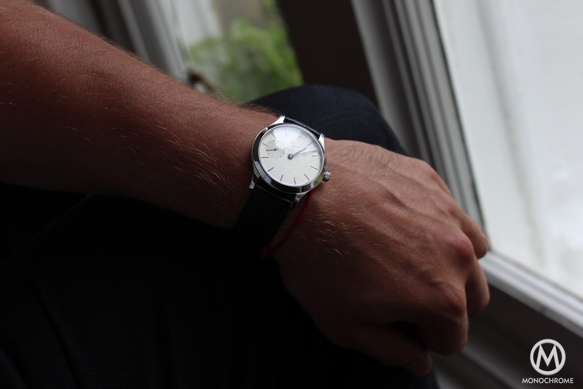Habring2 Felix Gold - Review - on the wrist