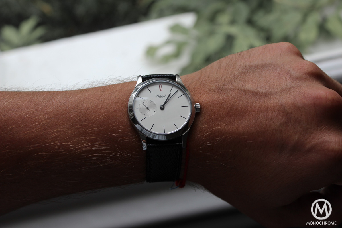 Habring2 Felix Gold - Review - wristshot