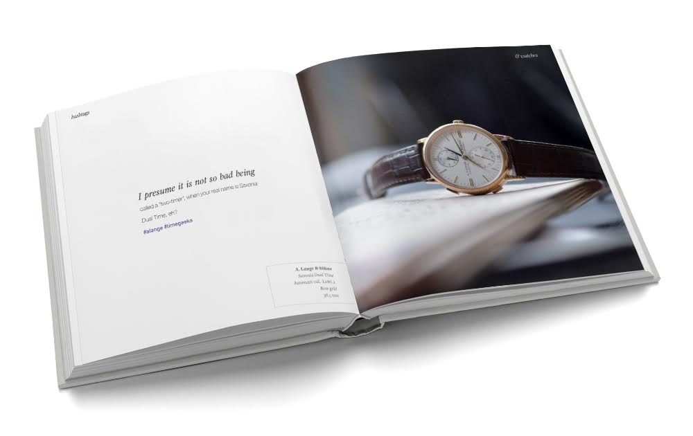 Kristian Haagen Hashtags and Watches - 2