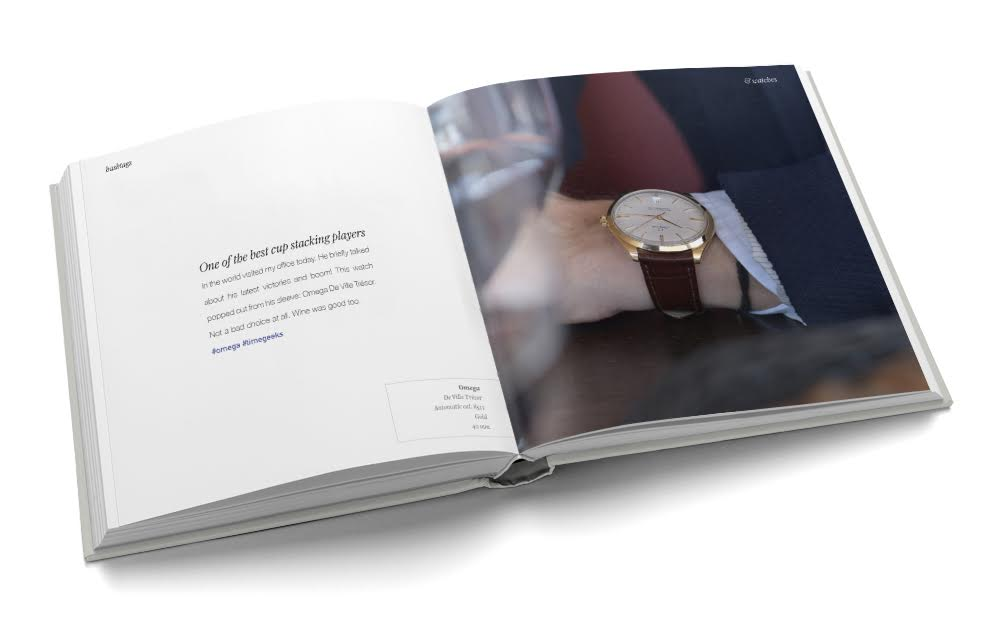 Kristian Haagen Hashtags and Watches - 5
