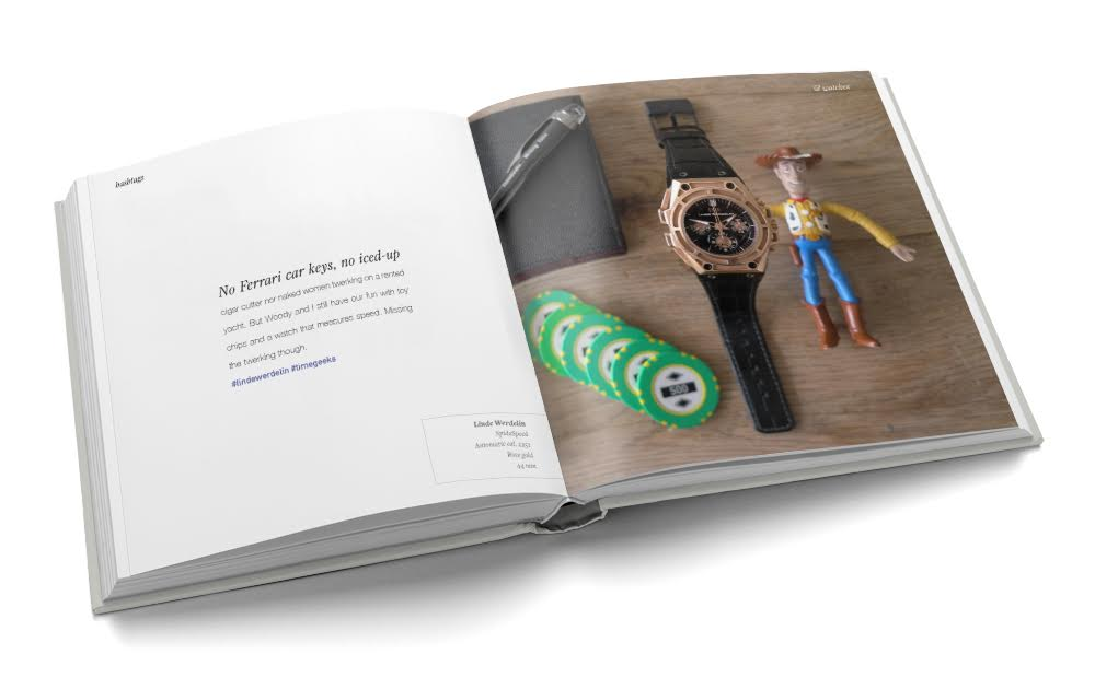 Kristian Haagen Hashtags and Watches - 6