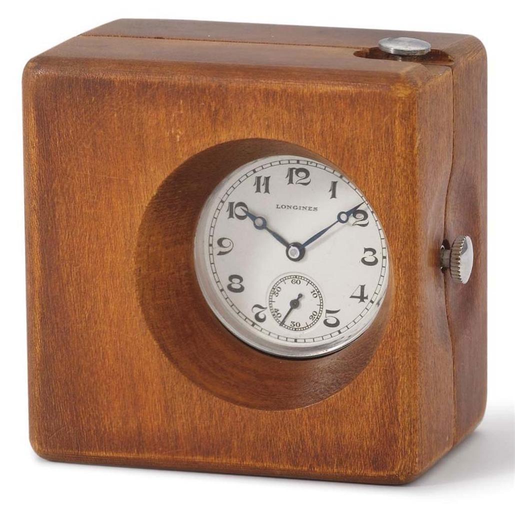Longines chronometer