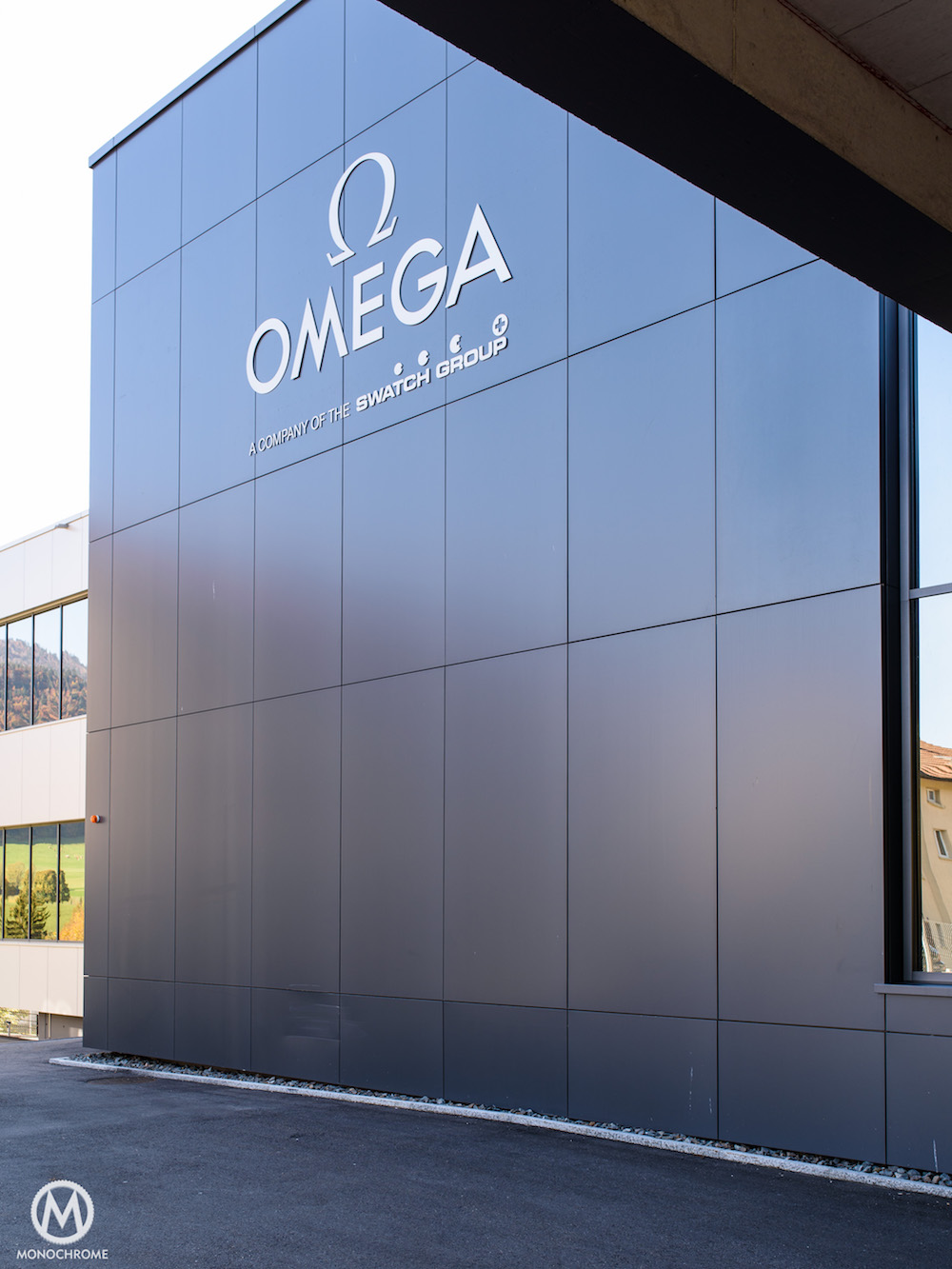 Omega - METAS - Headquarters visit