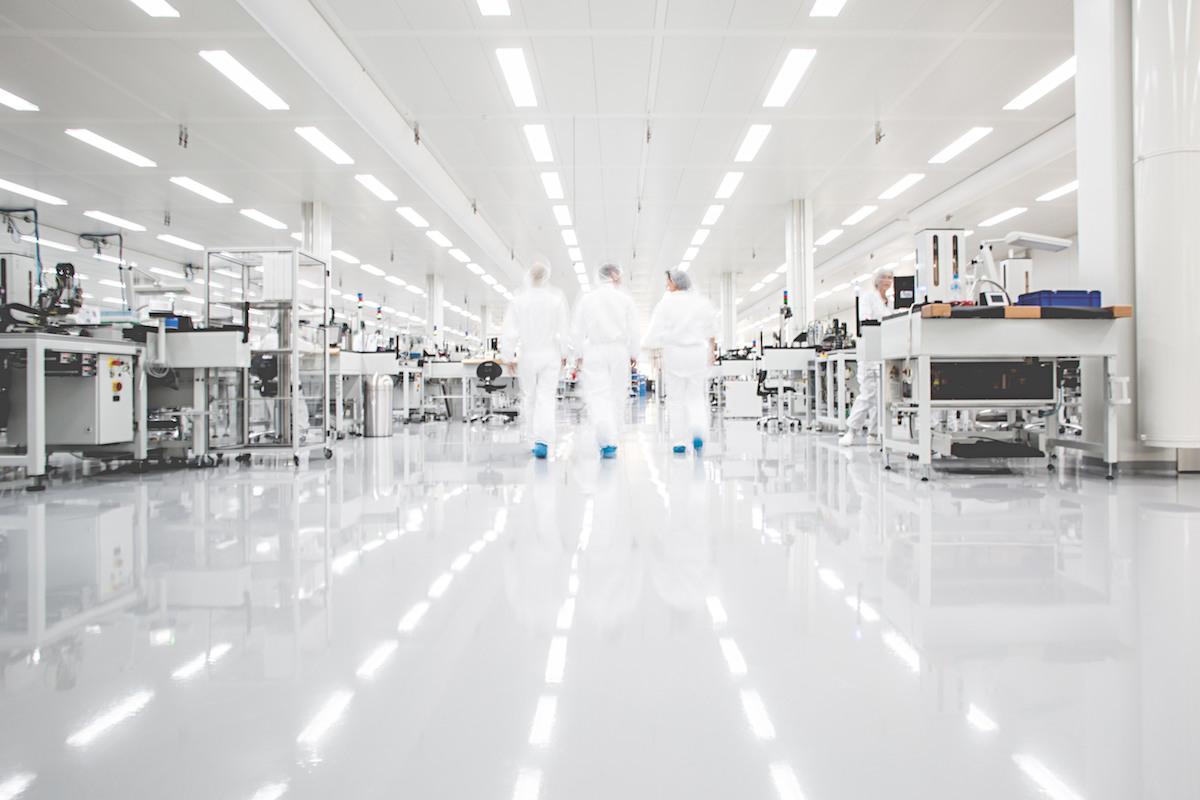 Omega Manufacature - METAS Certification - Visit - 9
