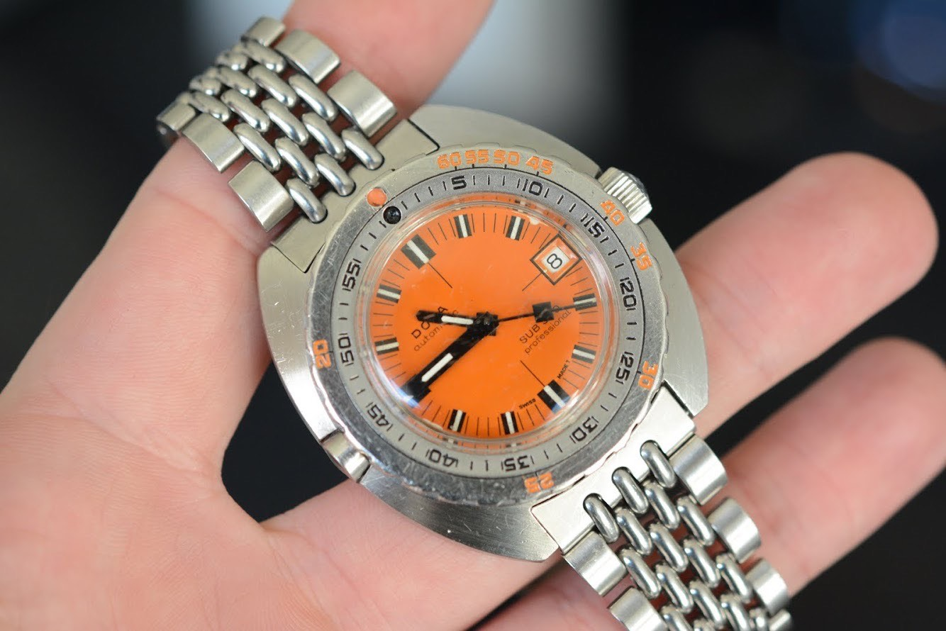 Prototype HRV equipped Doxa 300 Professional - 11