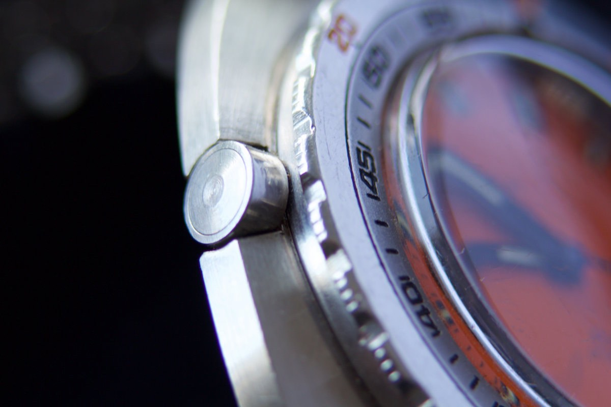 Prototype HRV equipped Doxa 300 Professional - 4