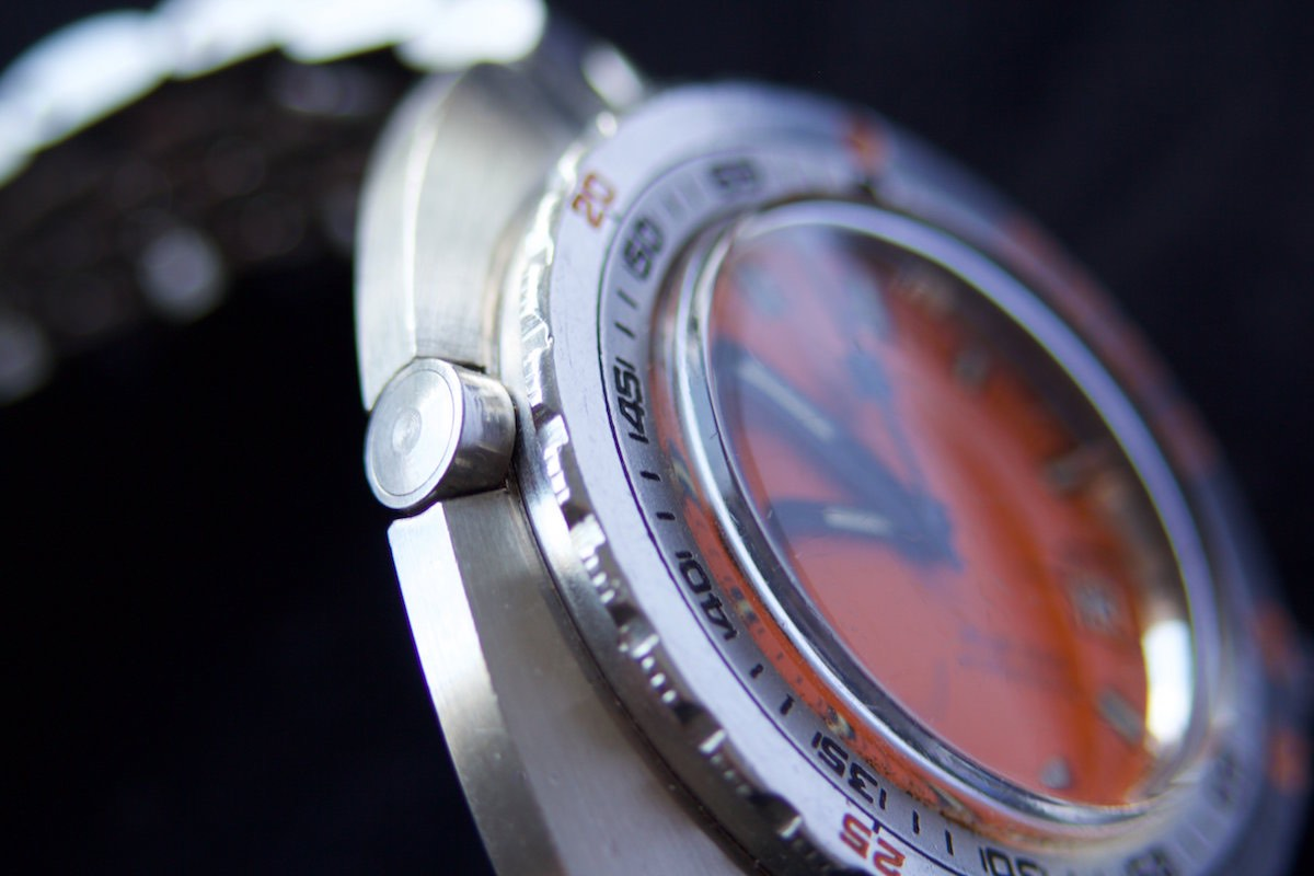 Prototype HRV equipped Doxa 300 Professional - 5