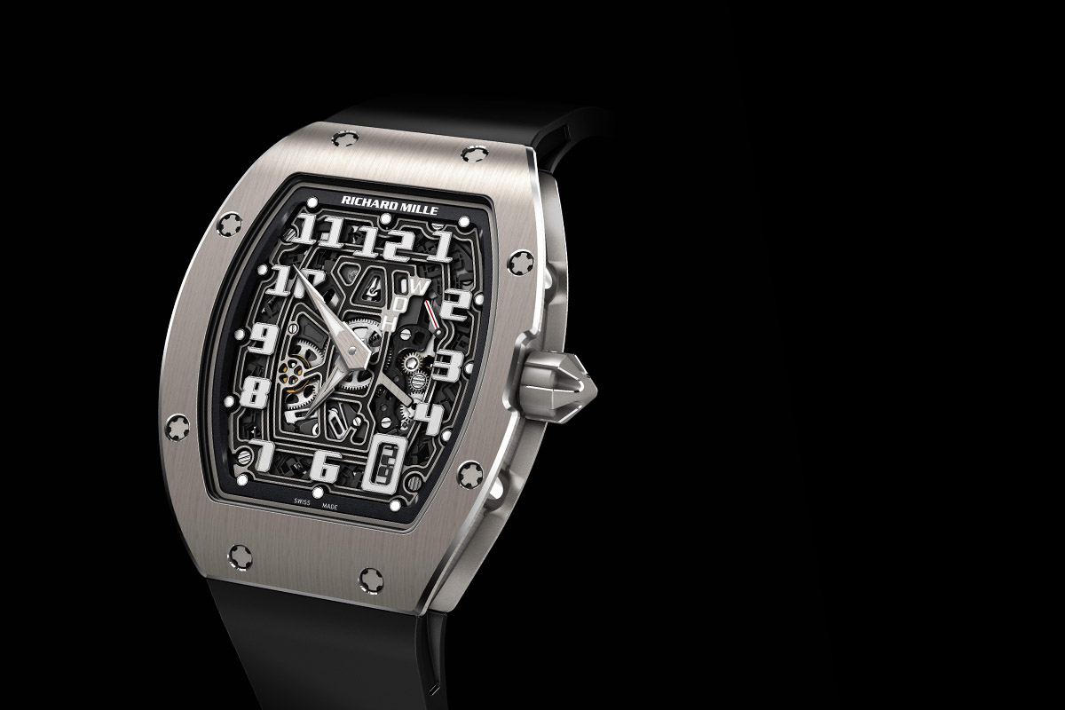 Richard Mille RM 67-01 Automatic Extra Flat