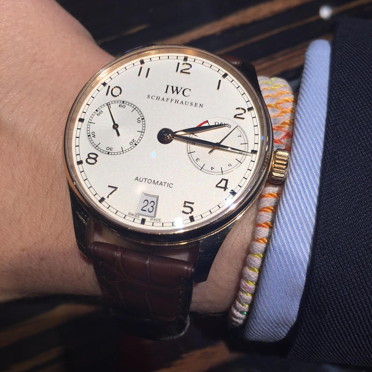 The Collectors Series - IWC Portugieser Automatic 7-day