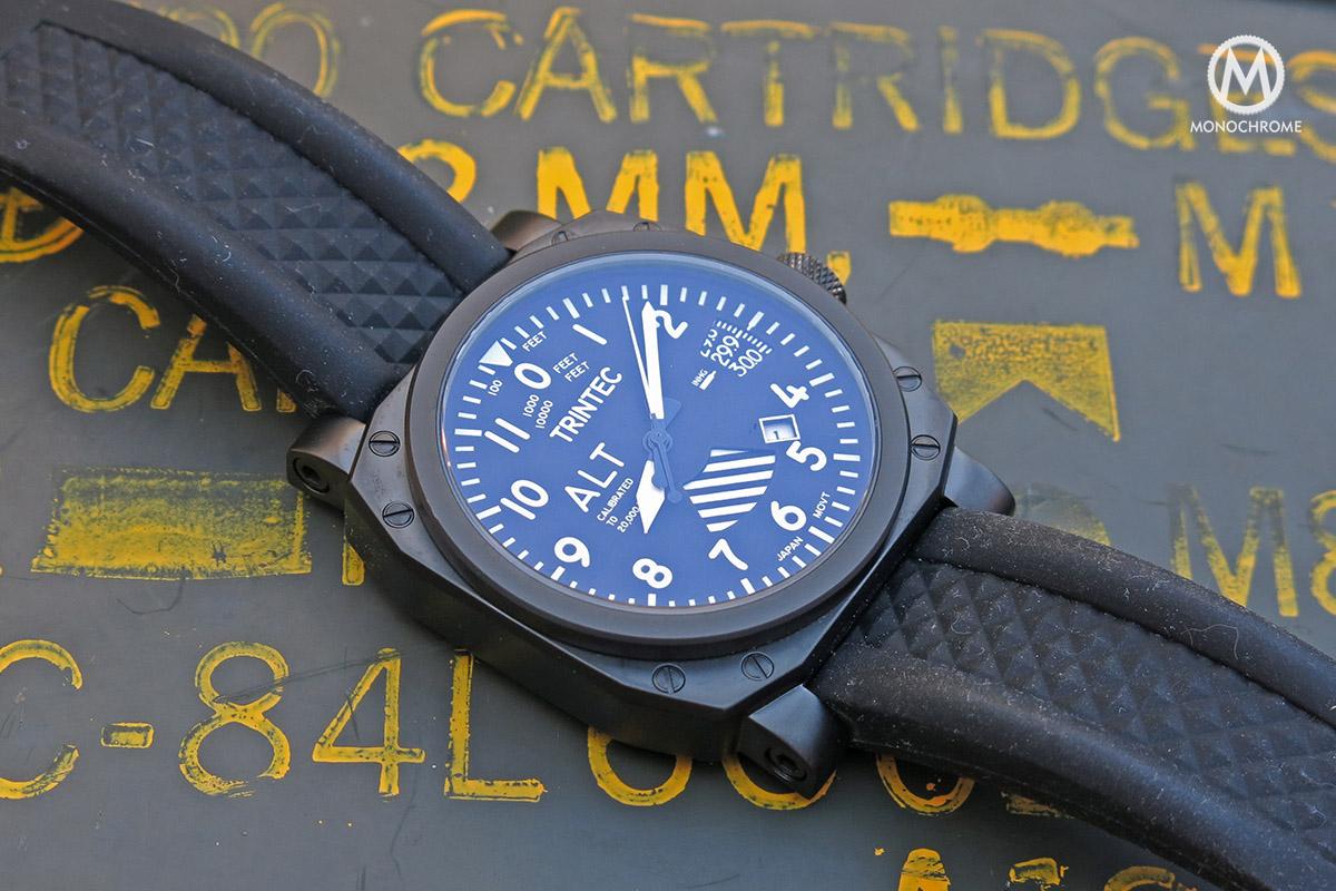 Trintec Zulu 03 Altimeter - review