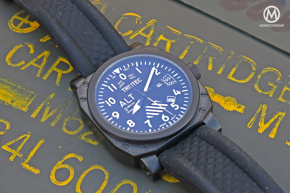 Trintec Zulu 03 Altimeter - review