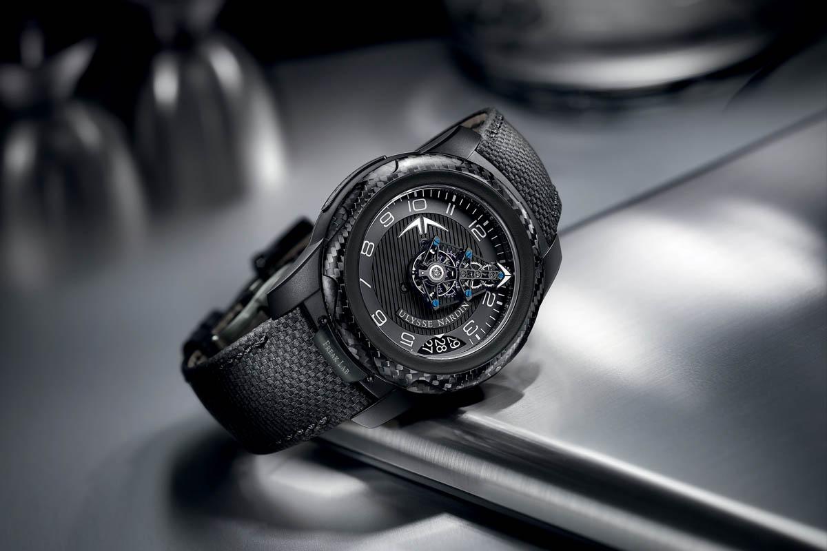Ulysse Nardin FreakLab Boutique Edition black titanium carbon fiber - 2