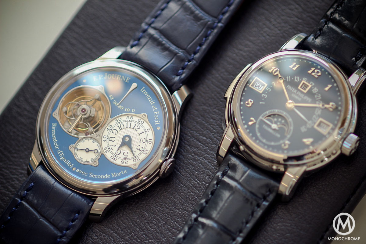 Unique Patek Philippe ref. 5016A-010 Minute Repeater Tourbillon Perpetual Calendar in stainless steel for Only Watch 2015 - 3