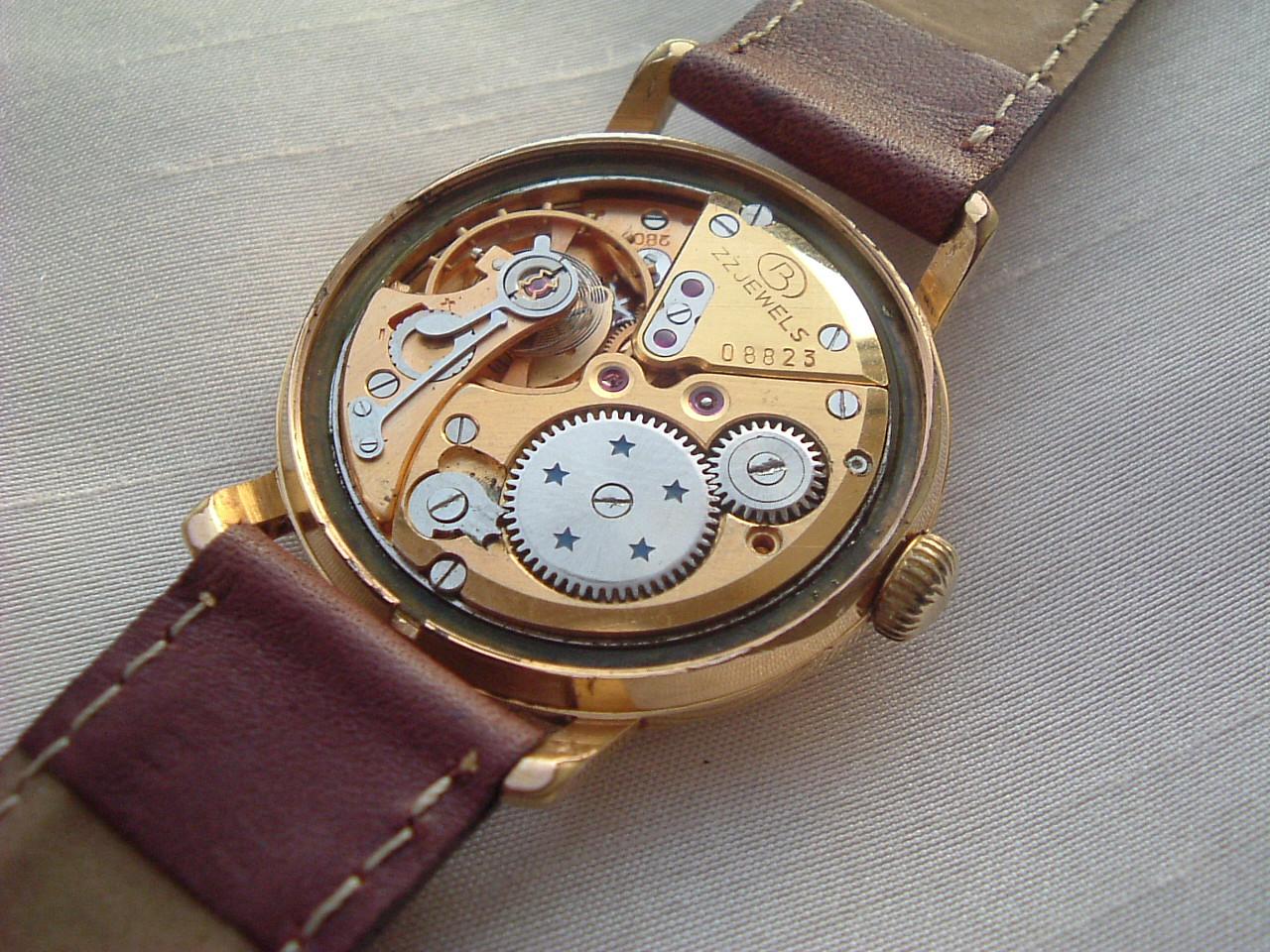 Volna-Russian2 - zenith calibre 135 chronometer - 2