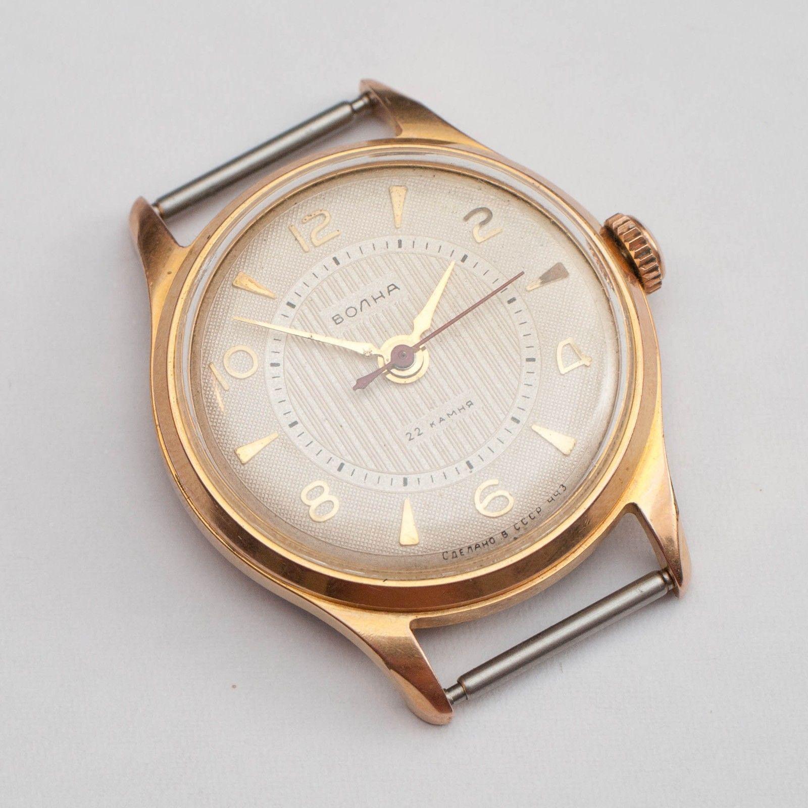 volna-Russian1 - zenith calibre 135 chronometer - 1