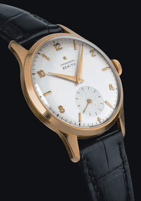 zenith calibre 135 chronometer - 6