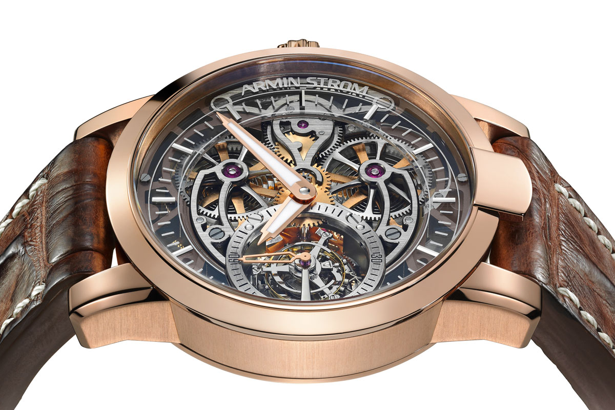 Armin Strom Tourbillon Skeleton