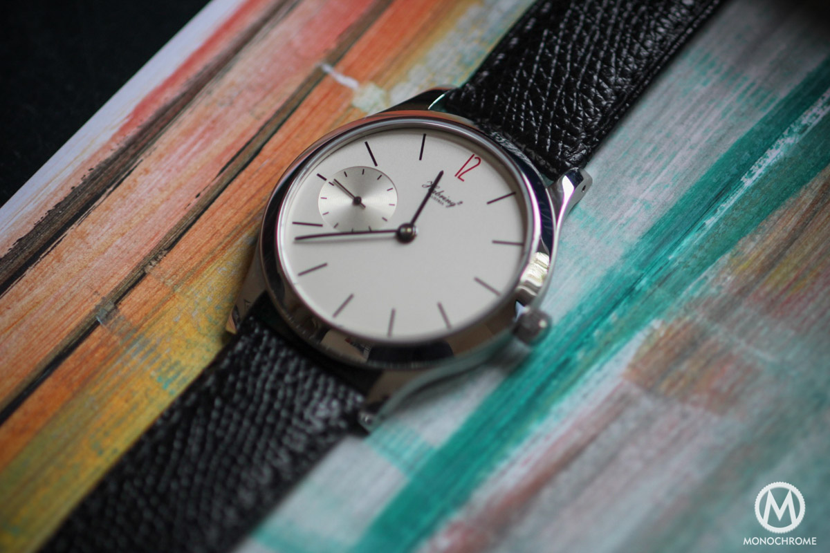 Christmas Buying Guide - Our Top 5 Dress Watches of 2015 - Habring2-Felix-Gold-Review-12