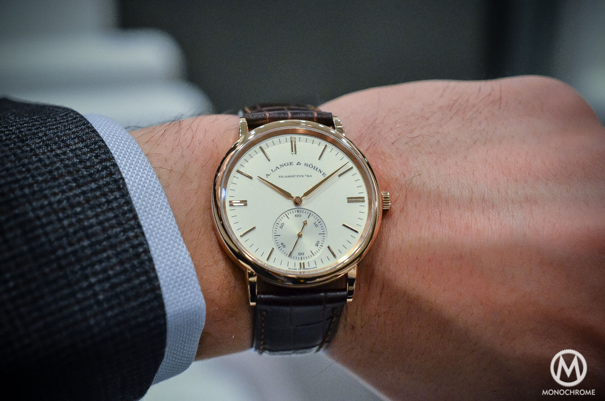 Christmas Buying Guide - Our Top 5 Dress Watches of 2015 - Lange-Sohne-Saxonia-2015-Collection-9