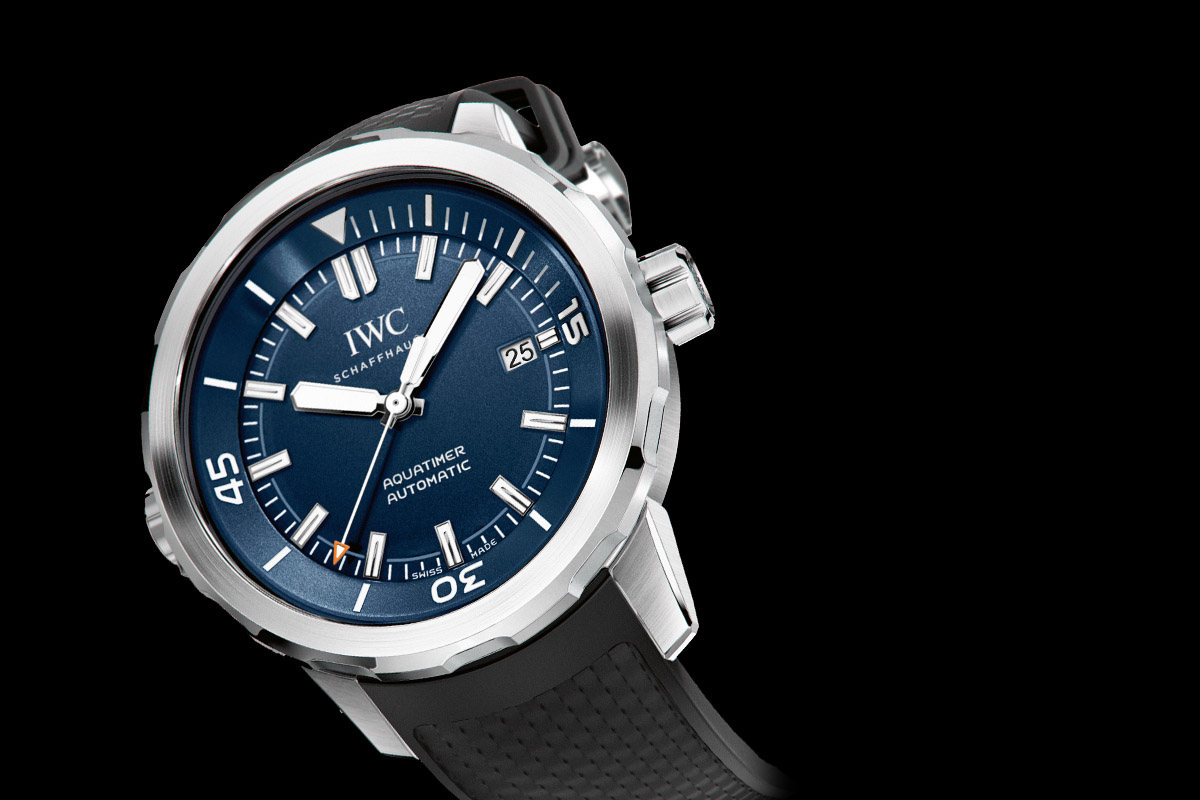 IWC Aquatimer 2016 Collection