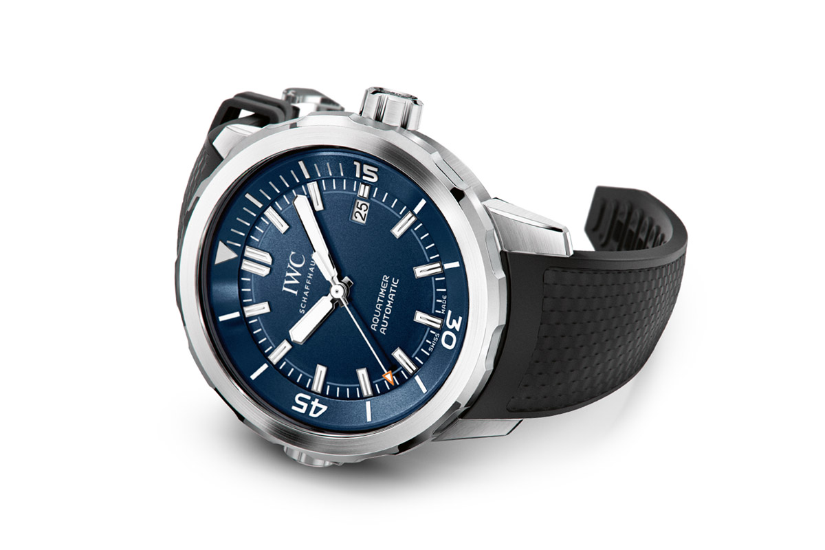 "IWC Aquatimer Automatic Edition ""Expedition Jacques-Yves Cousteau"" (Ref. IW329005)"