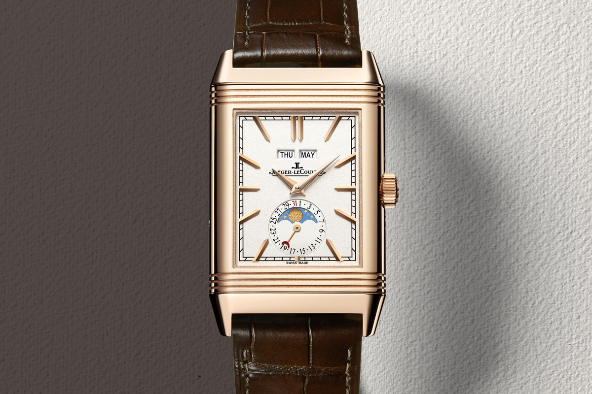 Jaeger-LeCoultre Reverso Tribute Calendar - 85th anniversary edtion