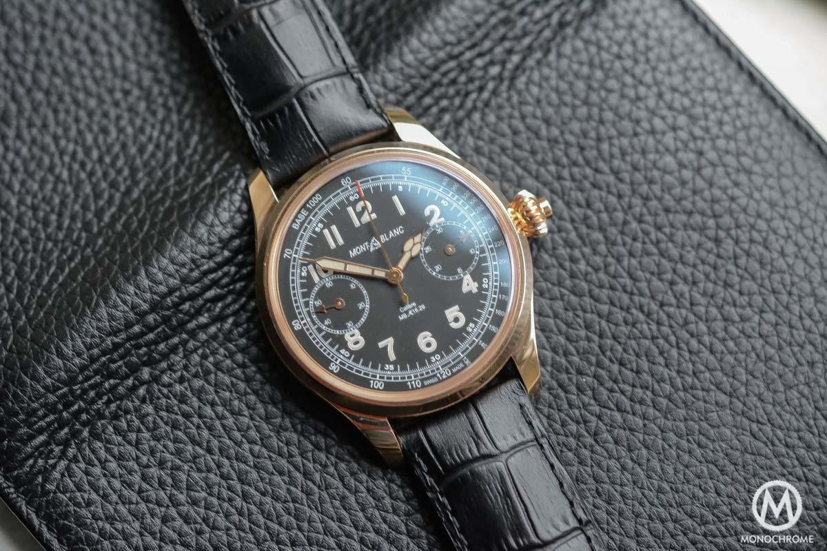 Montblanc-1858-Chronograph-Tachymeter-Villeret-CHronograph-Monopusher-ref.-112637-Top 7 chronographs of 2015