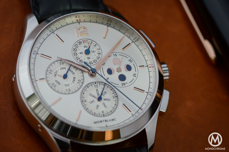 Montblanc Heritage Chronometrie Chronograph Quantieme Annuel - 1