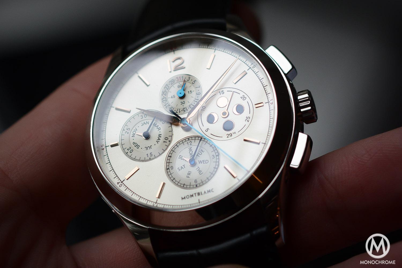 Montblanc Heritage Chronometrie Chronograph Quantieme Annuel - 2