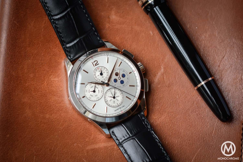 Montblanc Heritage Chronometrie Chronograph Quantieme Annuel - 3