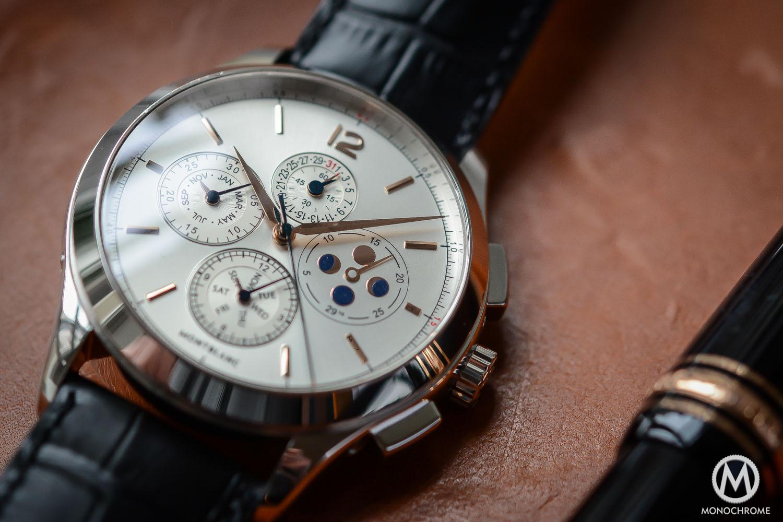 Montblanc Heritage Chronometrie Chronograph Quantieme Annuel - 4