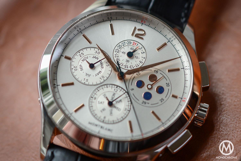 Montblanc Heritage Chronometrie Chronograph Quantieme Annuel - 5