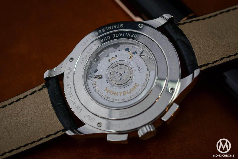 Montblanc Heritage Chronometrie Chronograph Quantieme Annuel - 7