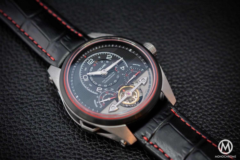 Montblanc TimeWalker ExoTourbillon Minute Chronograph LE100 cover
