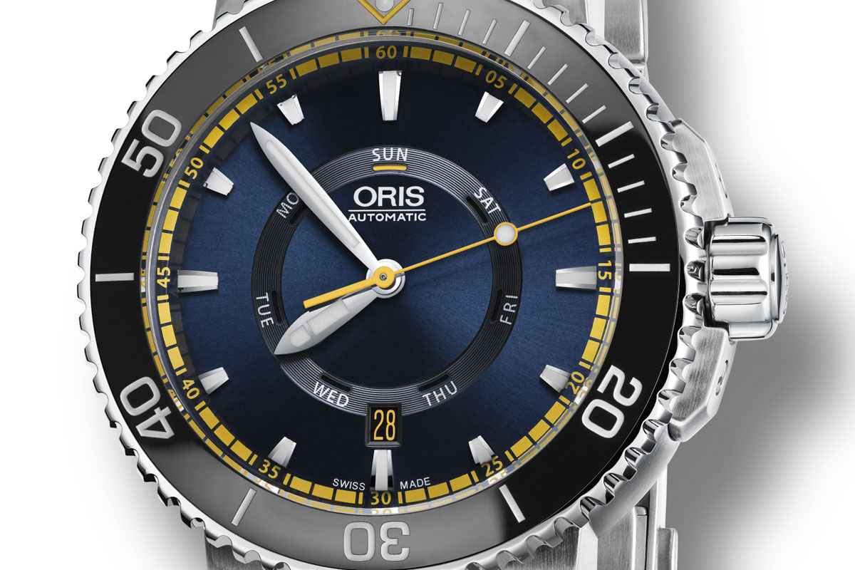 Oris Aquis Great Barrier Reef Limited Edition II