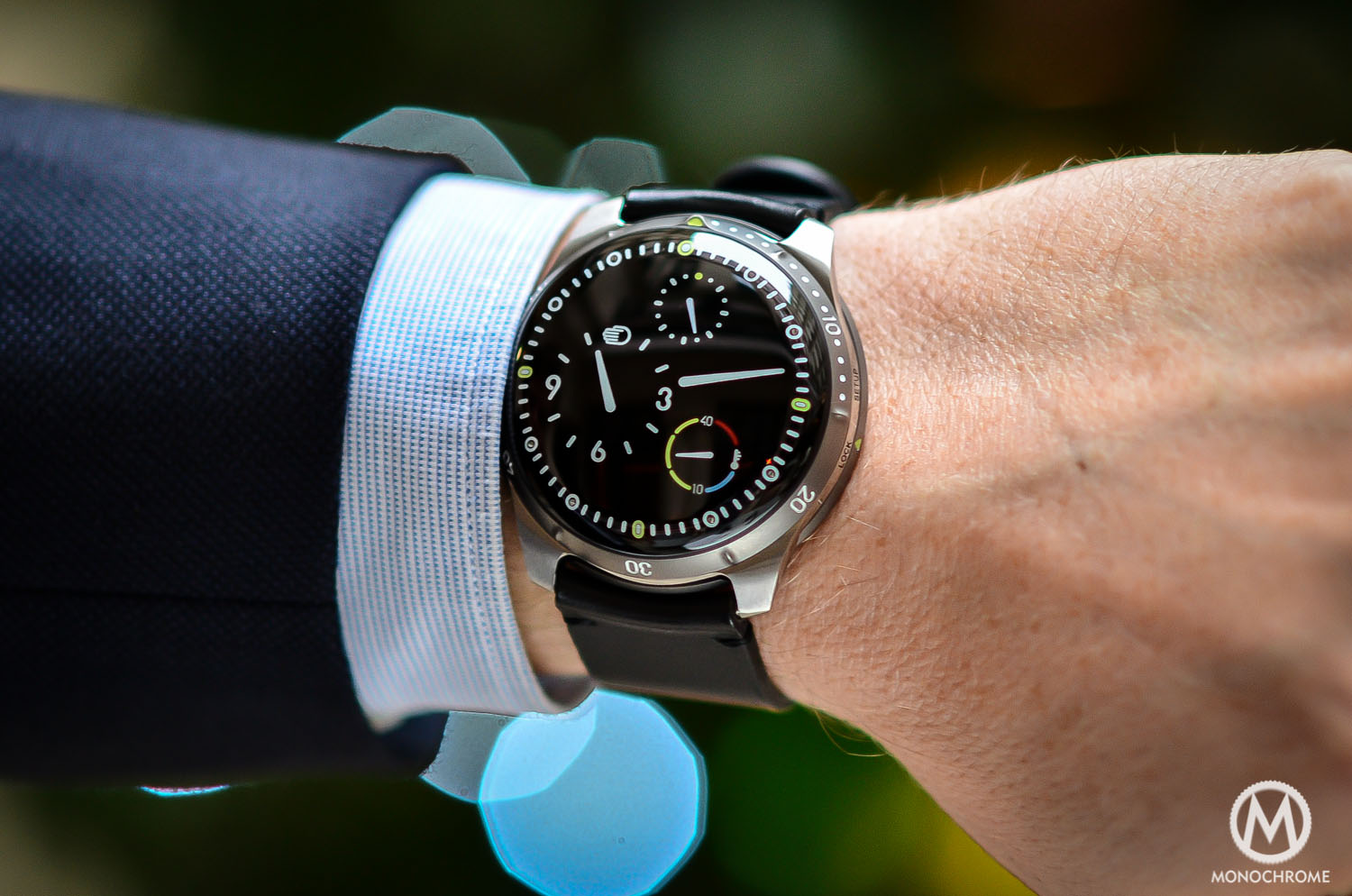 Ressence Type 5 - dive watch - 2