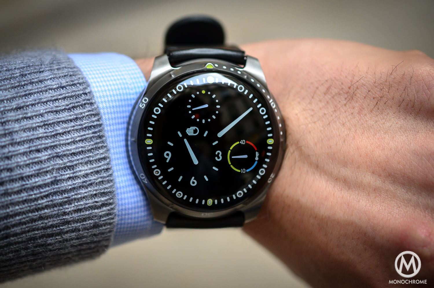 Ressence Type 5 - dive watch - 5