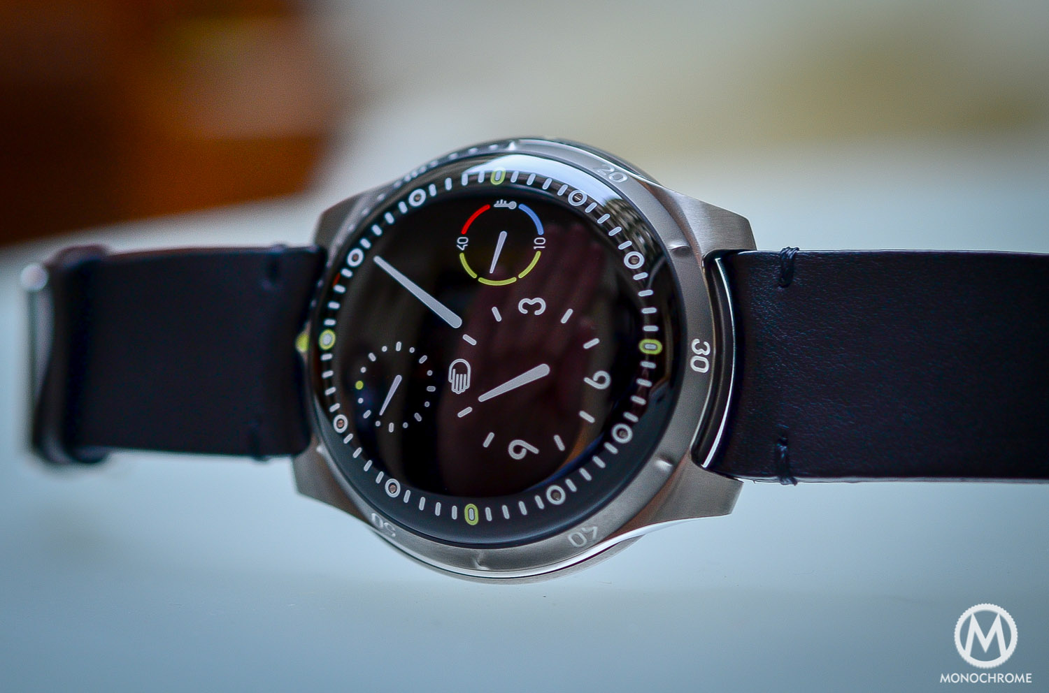 Ressence Type 5 - dive watch - 8