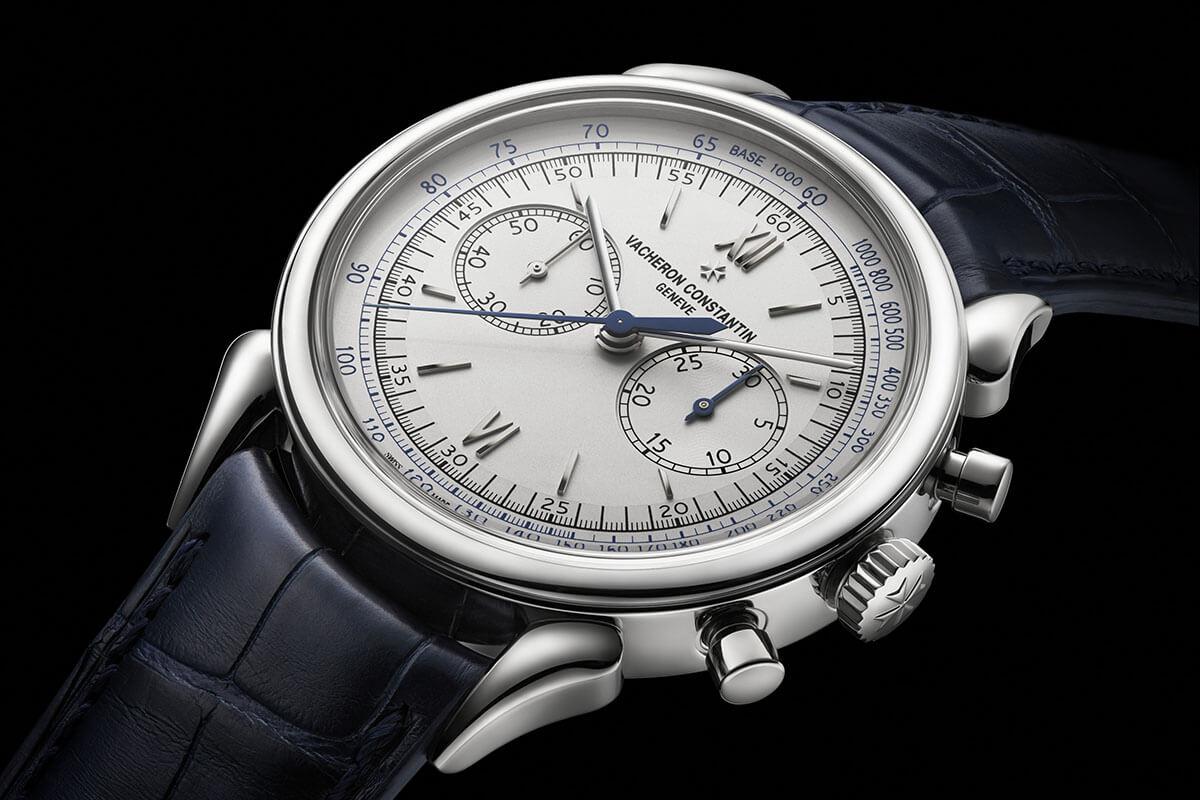 Vacheron-Constantin-chronograph-Historiques-Cornes-de-vache-1955- Top 7 chronographs of 2015