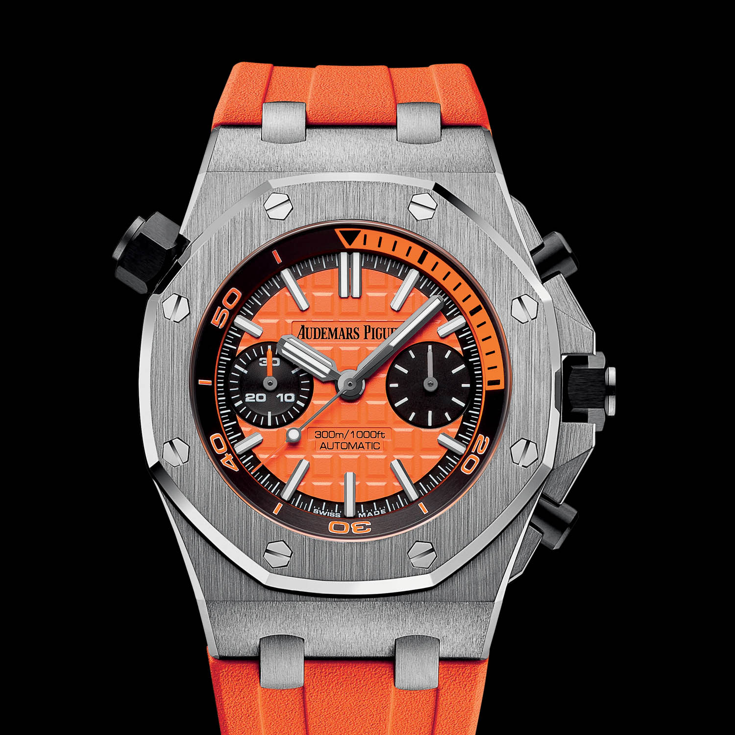 Audemars Piguet Royal Oak Offshore Diver Chronograph 26703ST - SIHH 2016