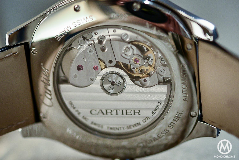 Cartier Drive - Drive de Cartier - SIHH 2016 - calibre 1904MC